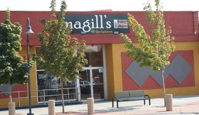 Magill's at the Uptown Front of Building