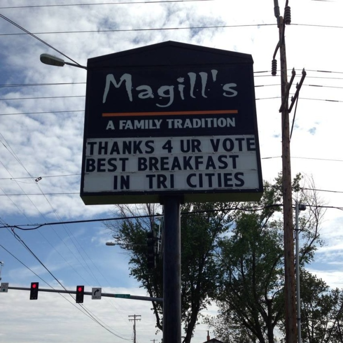 Best Breakfast Sign