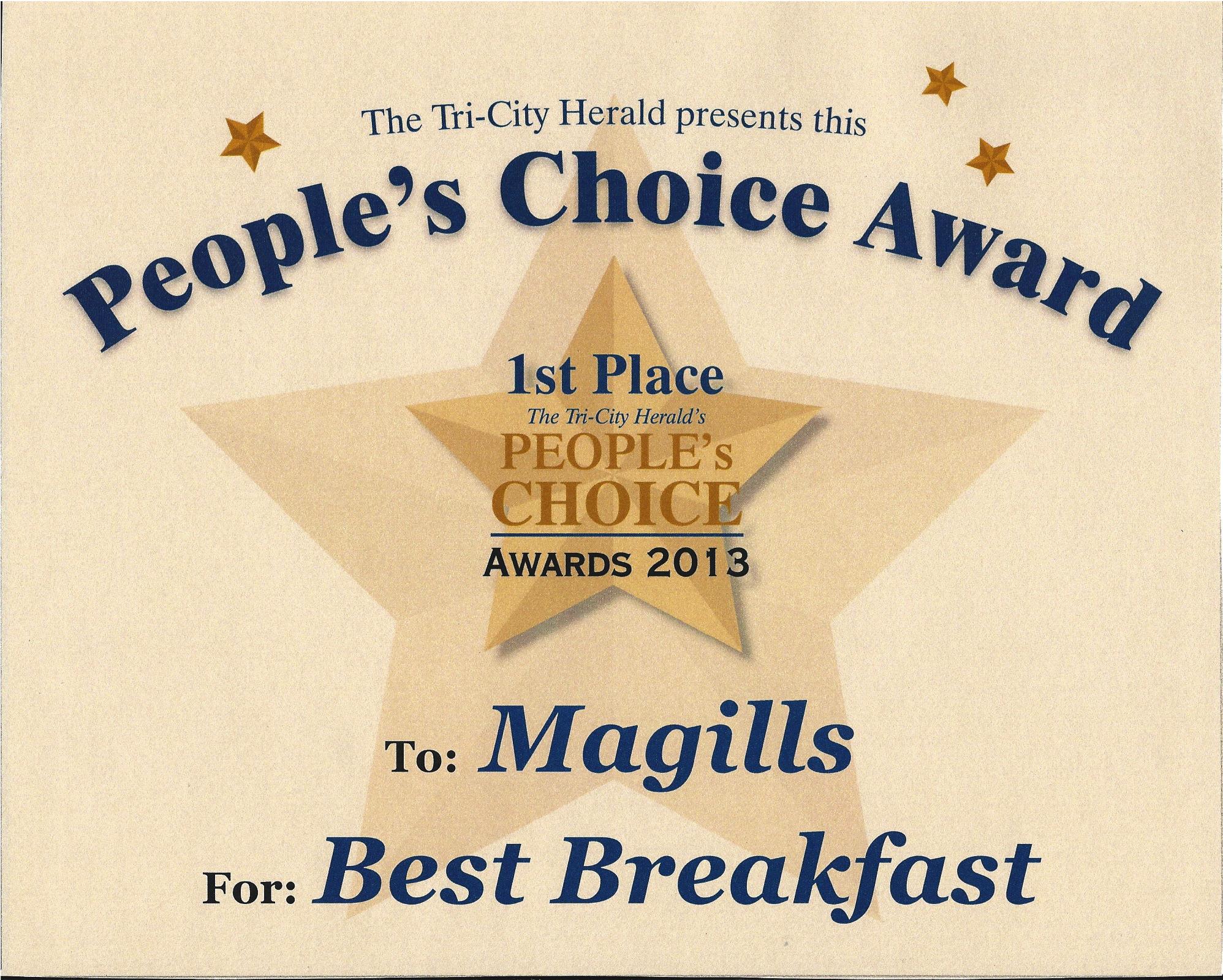 Magills Restaurant & Catering
