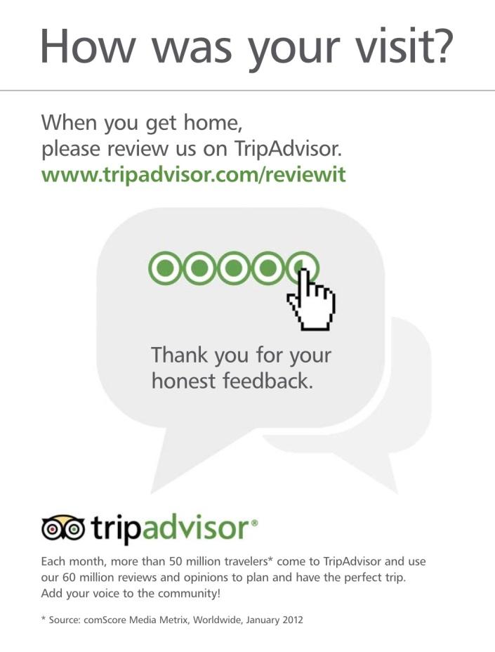 Trip Advisor Poster