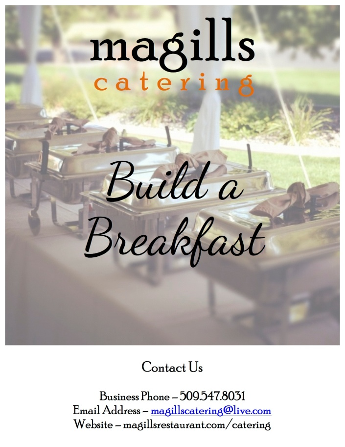 Build A Breakfast F613