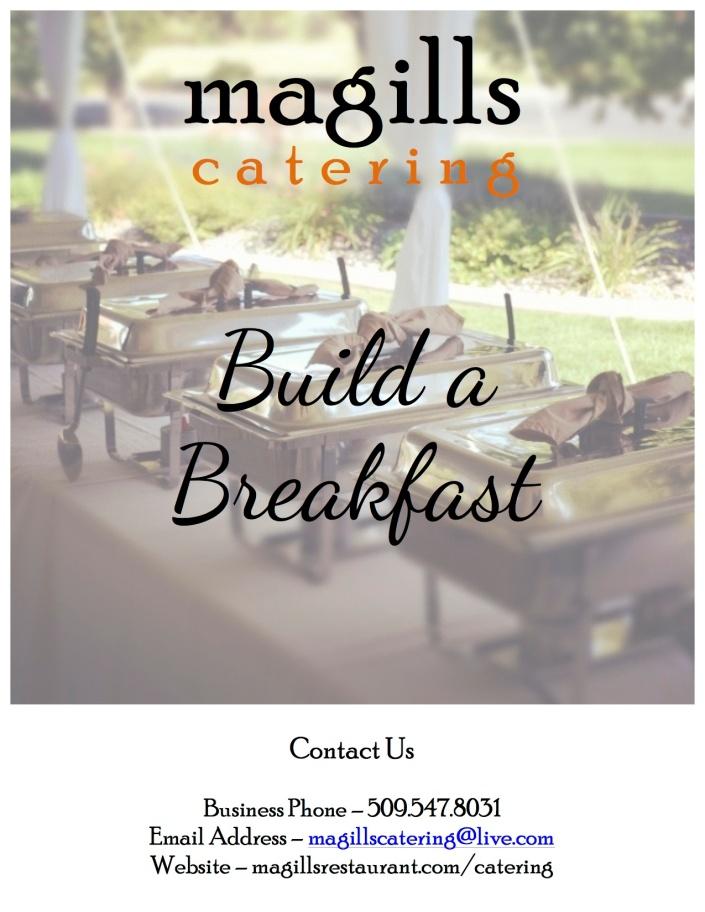 Build A Breakfast F613