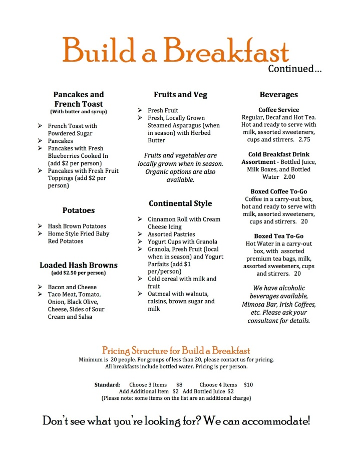Build A Breakfast Pg 2 F613