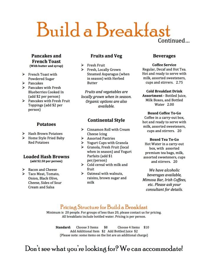Build A Breakfast Pg 2 F613