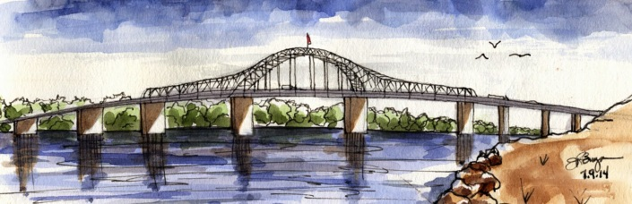 Blue Bridge 7.9.2014