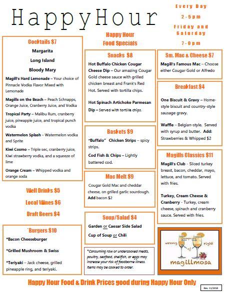 2018-11 happy-hour menu